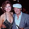 Diane with famed Nashville publicist Charlie Lamb