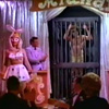 Diane (left),in a scene from The Monster And The Stripper