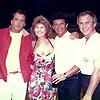 Fabian, Diane, Frankie Avalon, Bobby Rydell....1987