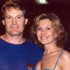 Larry (husband) and Diane, 1984 (taken at Fan Fair)