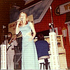 Diane singing on The Grand Ole Opry in 1972