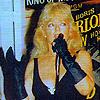 Yvette performing onstage at 61